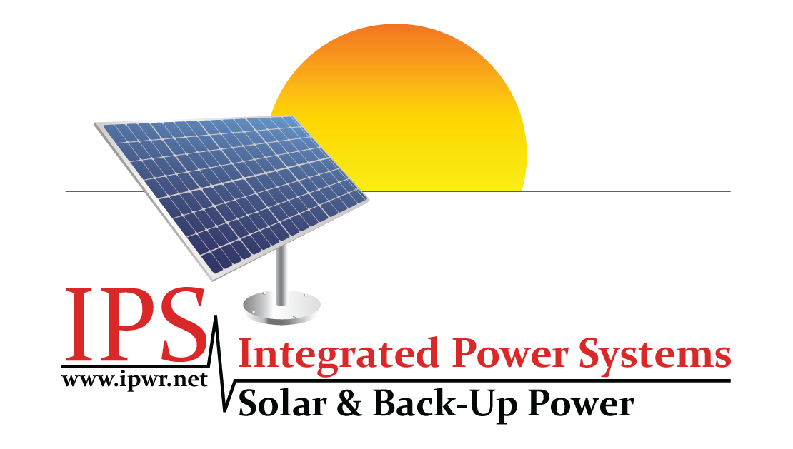 IPS Integrated Power Systems logo