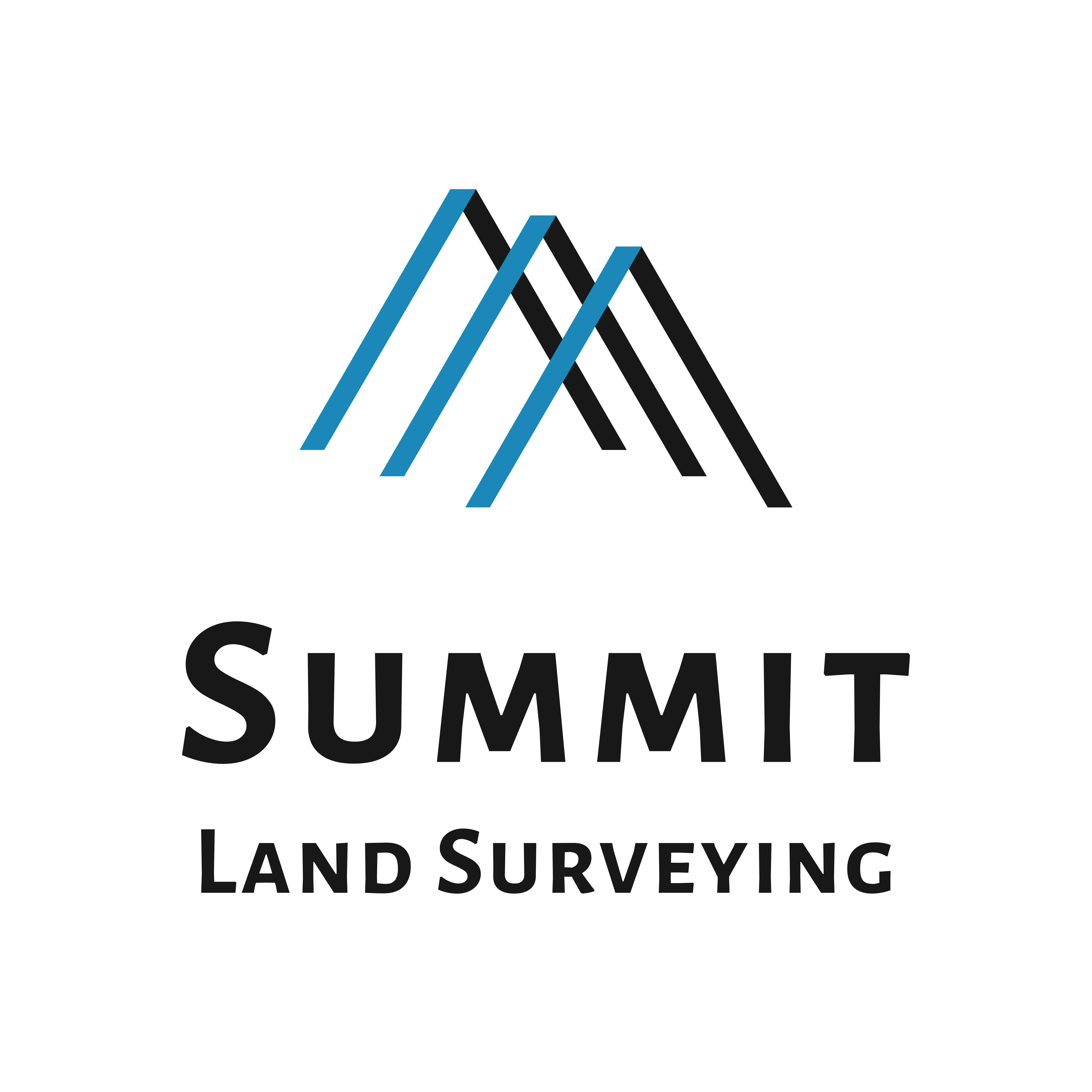 Summit Land Surveying logo