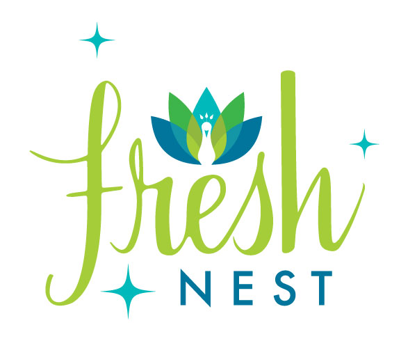 Fresh Nest Green Cleaning logo