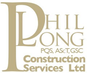 Phil Long Construction Services Ltd. logo