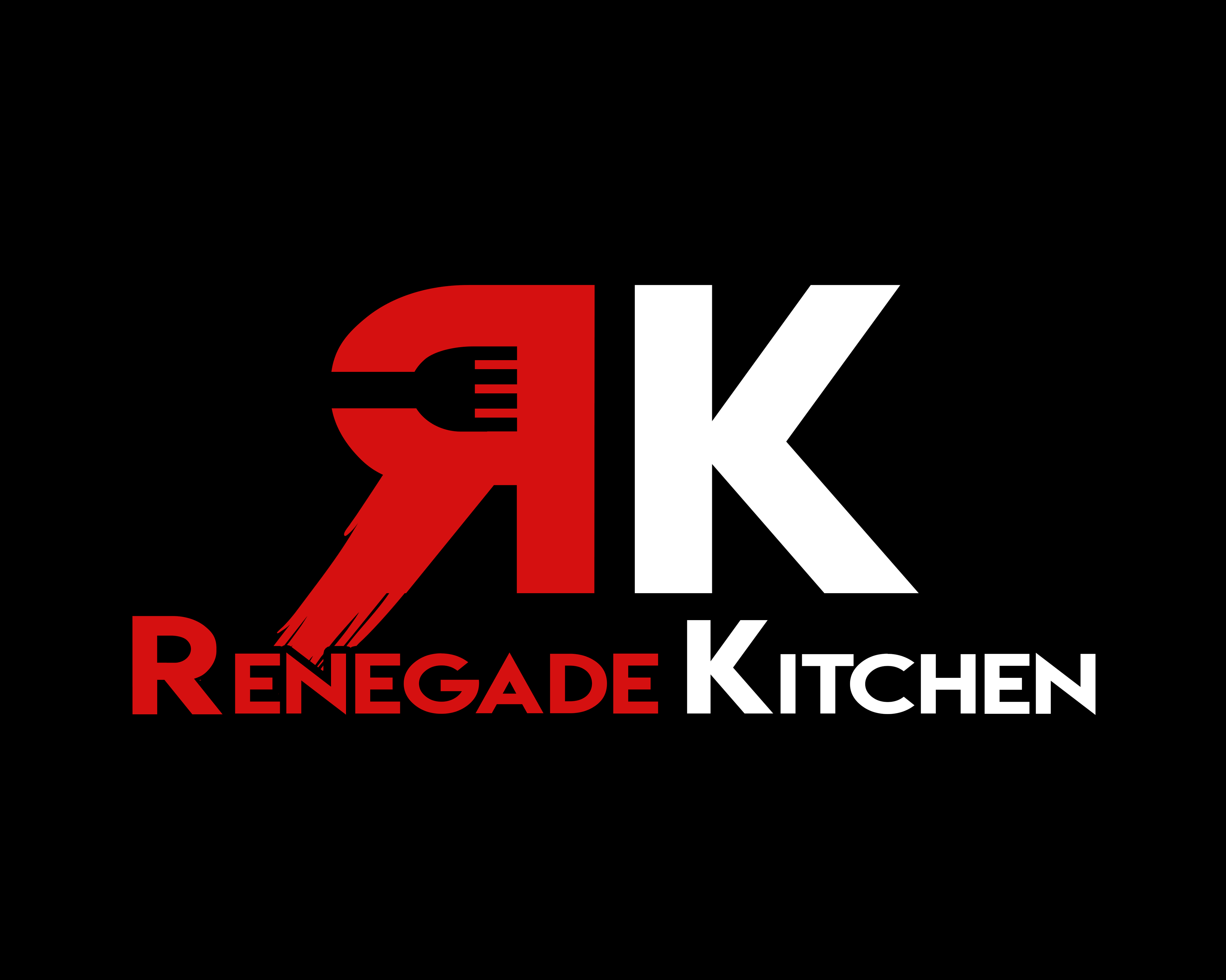 Renegade Kitchen Food Truck logo