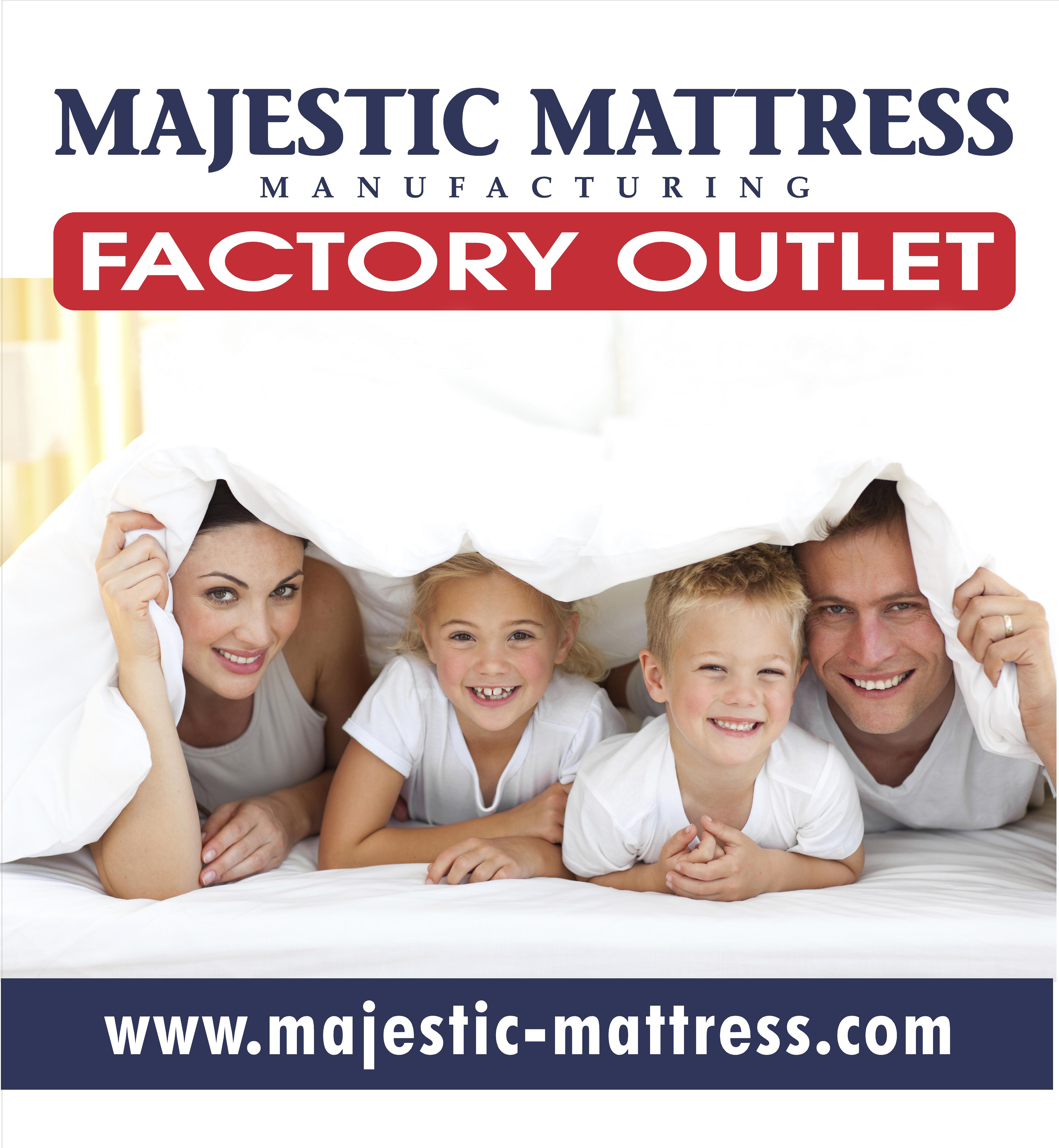 Majestic Mattress Mfg. Ltd. logo