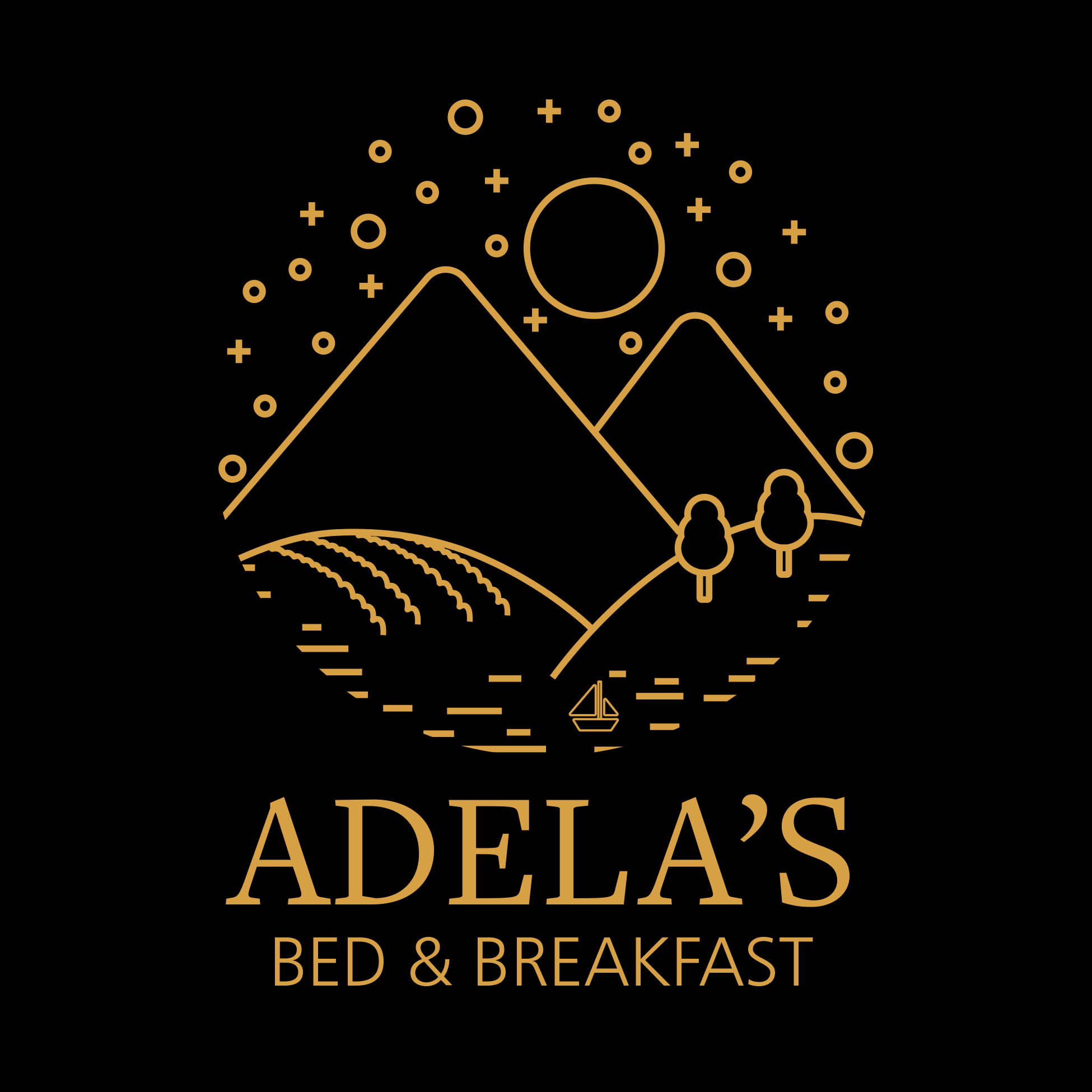 Adela's Bed and Breakfast logo